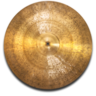 "Cymbal & Gong Holy Grail Turkish Style 22"" Ride 2214g"