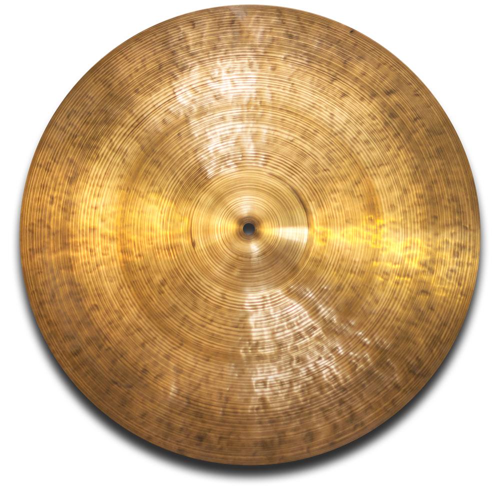 Cymbal & Gong Holy Grail Turkish Style 21