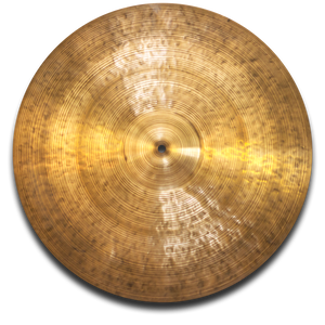 "Cymbal & Gong Holy Grail Turkish Style 21"" Ride 2103g"