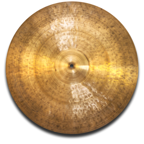 Cymbal & Gong Holy Grail ride 22