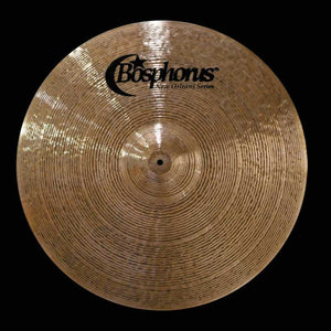 "Bosphorus New Olreans Series 17"" Crash 1160g"