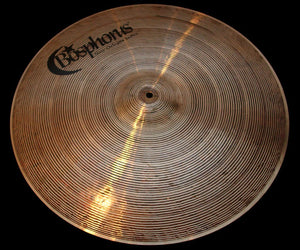 "Bosphorus New Orleans 18"" Crash 1266g"