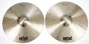 "Dream Contact 14"" Hats top - 790g, bottom - 986g"