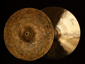 "Dream Energy 15"" Hihats b-1600g t-1412g"