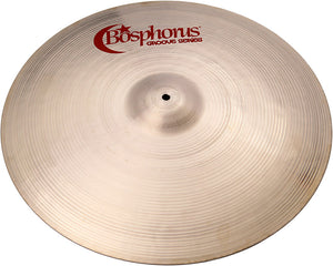 "Bosphorus Groove Series 18"" 1350g"