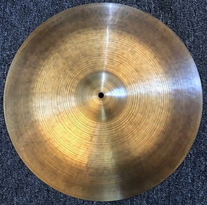"Cymbal & Gong Holy Grail 18"" Crash 1287g special order"