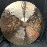 "Byrne Medium Light Vintage Series Ride 24"" 2882g"