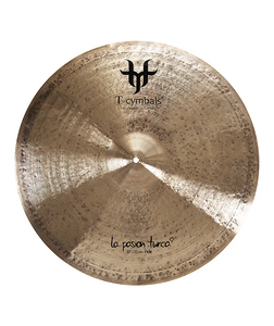 "T-Cymbals La Pasion Turca Light 22"" Ride 2296g"