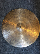 "PGB (Philippe Gauthier Boudreau) Artisan Cymbals 19"" Crash/RIde 1580g"