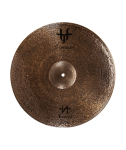 "T-Cymbals Natural Light 19"" Crash 1538g"