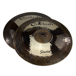 "Turkish Studio Hihat 14"" t-1082g b-1314g"