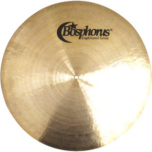 "Bosphorus Traditional 22"" ride 2285g"