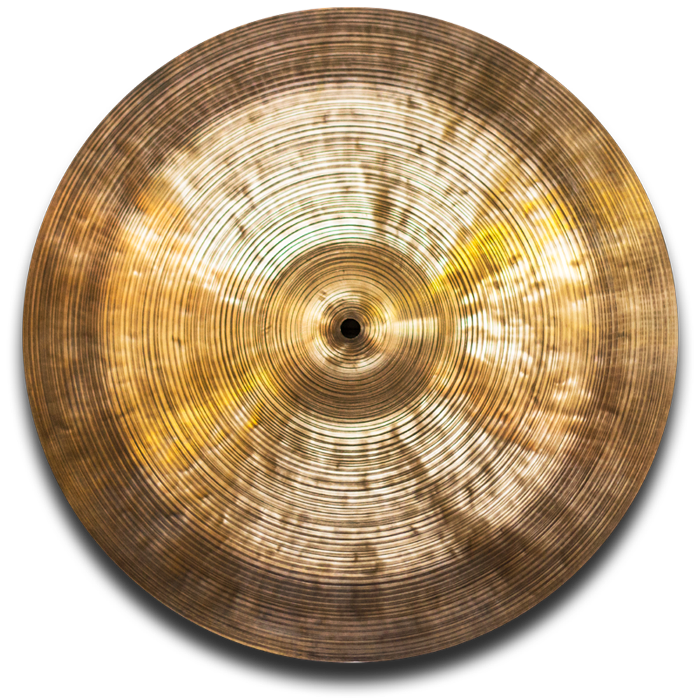 Cymbal & Gong Turkish Style Holy Grail 20