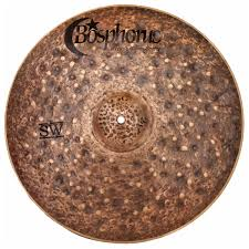 "Bosphorus Syncopation SW 19"" Crash 1596g"