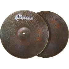 "Bosphorus Turk series 13"" Hi Hats t-850g b-1000g"
