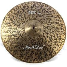 "Murat Diril Mosaic 18"" Crash 1344g"