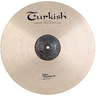 "Turkish John Blackwell 18"" Thin Crash 1468g"