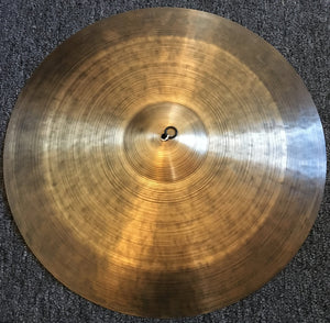 "Cymbal & Gong Holy Grail American Style 20"" Ride 2112g"