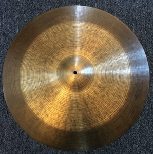"Cymbal & Gong Holy Grail 22"" Ride 'A' style 2376g"