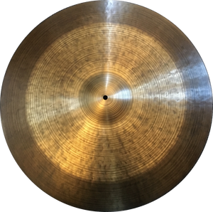 "Cymbal & Gong Holy Grail Turkish Style 22"" Ride 2234g"