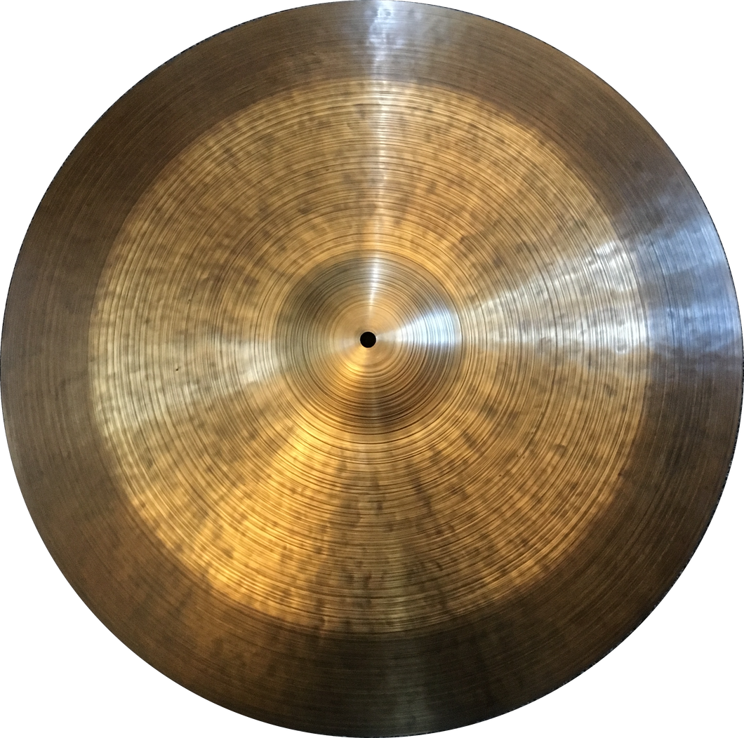 Cymbal & Gong Holy Grail Turkish Style 22