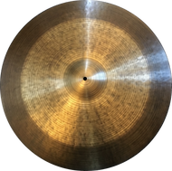 "Cymbal & Gong Holy Grail Turkish Style 22"" Ride 2136g"