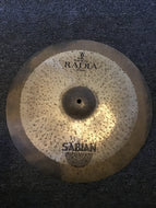 "USED! Sabian Terry Bozzio 16"" Crash 1136g"