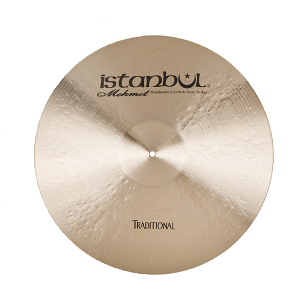 "Istanbul Mehmet Traditional Thin Crash 18"" 1328g"