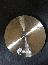 "Bosphorus PROTOTYPE Syncopation Series w/ 20th Anniversary Patina 22"" 2156g"