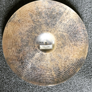 "Cymbal & Gong Oaktown Series 18"" Crash 1426g"
