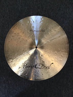 "Murat Diril Renaissance 19"" Dark Crash 1396g"