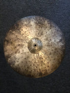 "Cymbal & Gong Oaktown 18"" Crash patina/dry 1263g"