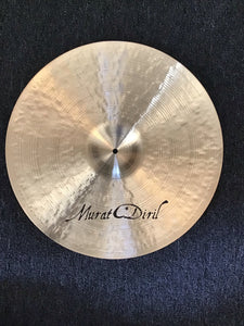 "Murat Diril Renaissance Light 20"" Crash Ride 1640g"