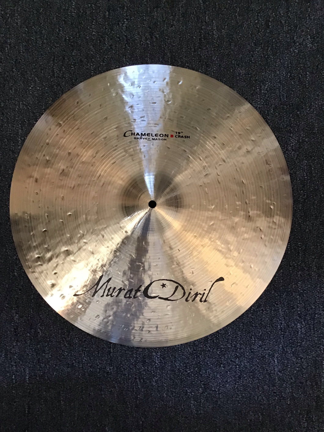 Murat Diril Harvey Mason Chameleon Crash 19
