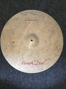 "Murat Diril Arena Ride 22"" 2720g"