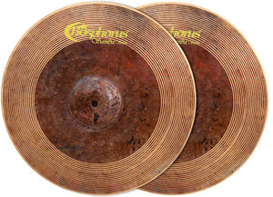 "Bosphorus Samba Series 14"" Hi Hats"
