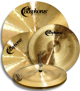 "Bosphorus Traditional Crash 17"" 1200g"