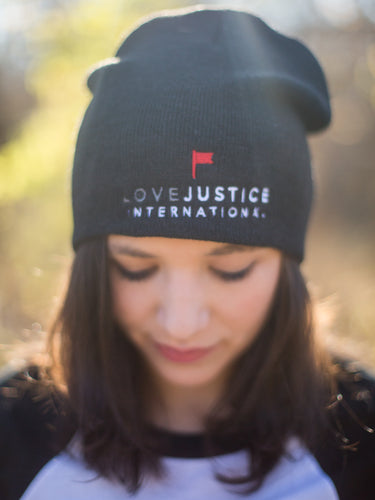 Love Justice Beanie