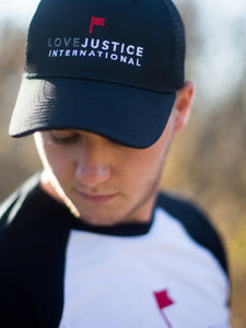 Love Justice Black Hat