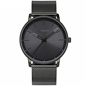 Mario Varccio luxury cheap premium watch black