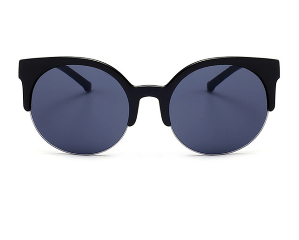 complice free sunglasses black front
