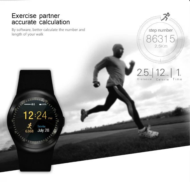 2019 luxury cheap smartwatch for samsung fitness tracker