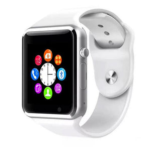 luxury smartwatch cheap iphone and android white