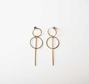 • Dopio Earrings •