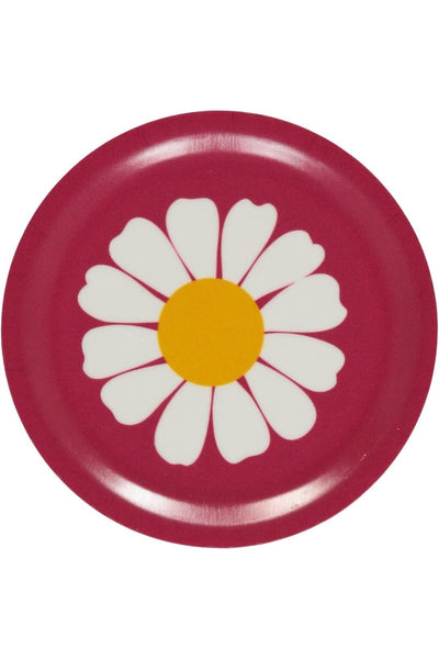 Coaster - Daisy Print - One Size - Maxomorra Accessories - Snugglefox