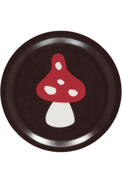 Coaster - Mushroom Print - One Size - Maxomorra Accessories - Snugglefox