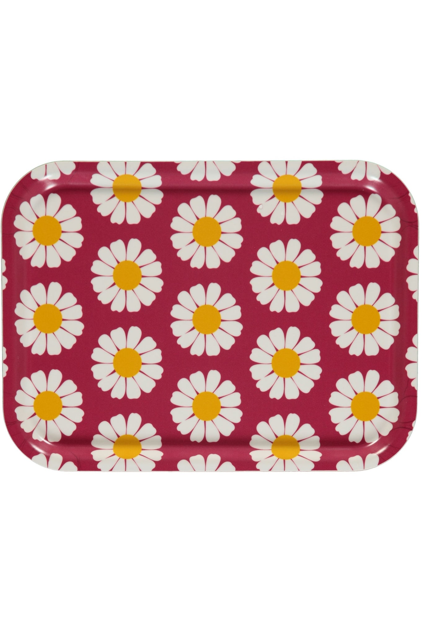 Tray - Daisy Print - One Size - Maxomorra Accessories - Snugglefox