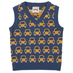 Tank Top/Sweater vest Bubble Car - Top - Kite