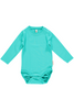 Turquoise Body Long Sleeve - Maxomorra Fashion - Snugglefox