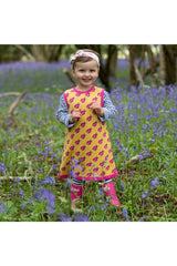 Ladybird Dress - Kite Fashion (5) - Snugglefox
